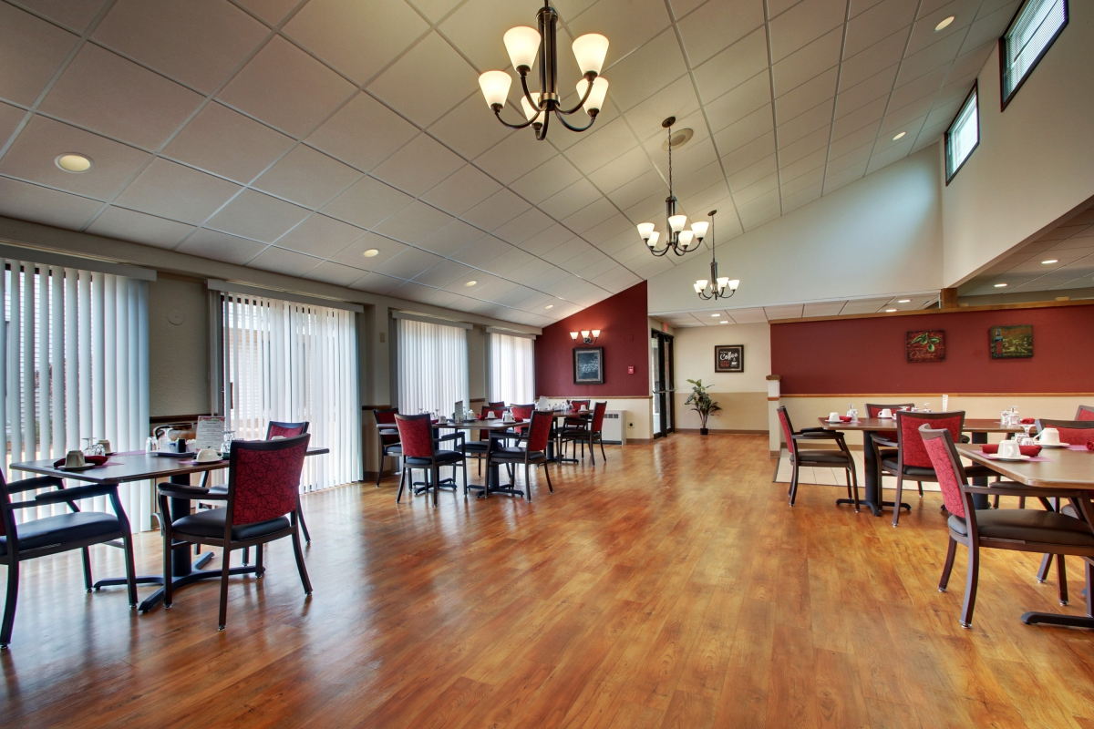 Assisted Living in Kansas City Missouri  John Knox Village