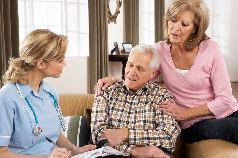 How to choose a long-term care facility