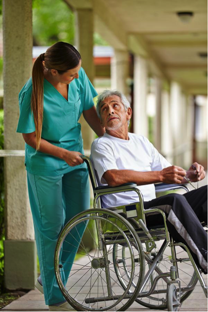 Why to know the nursing staff of top rated nursing homes