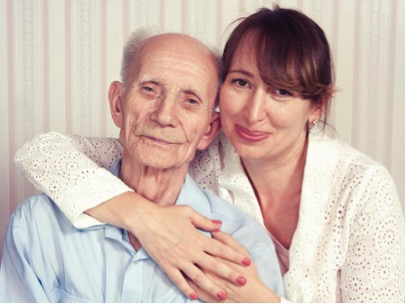 Importance of family and friends to the well being of the elderly community