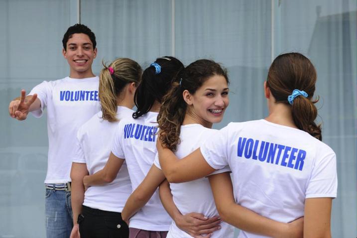 Role of volunteers in elderly care
