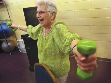 Physical activity for elderly